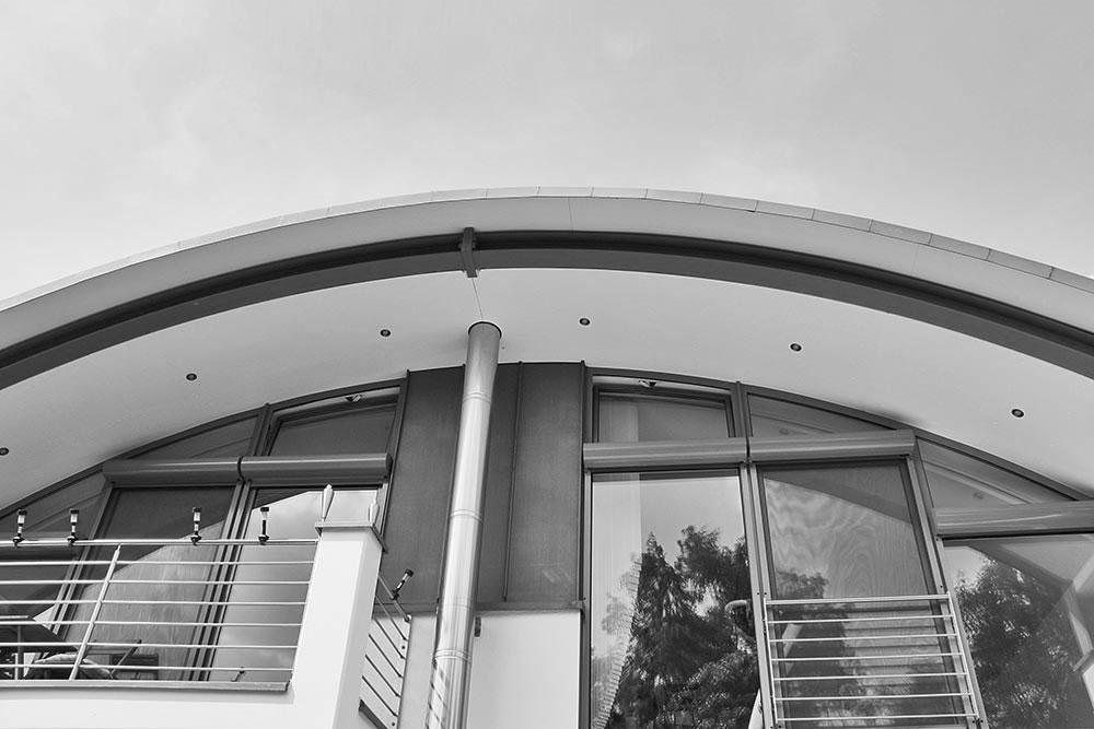 Objektbild: architektenhaus - unter grauer tonne