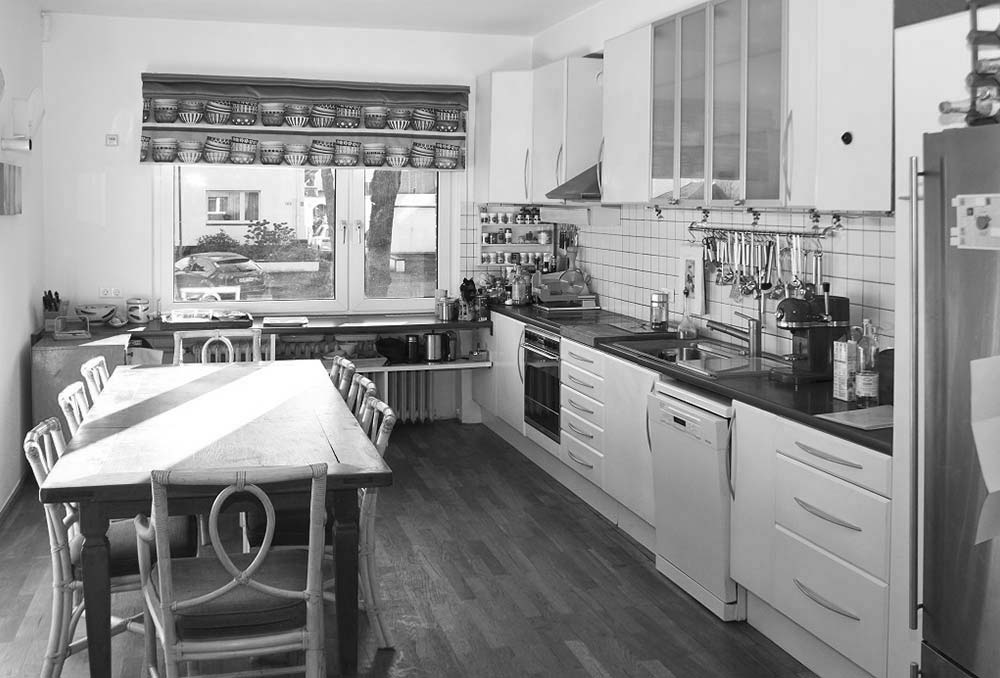 Objektbild: stadthaus aus 1935 - mörsenbroicher familyliving