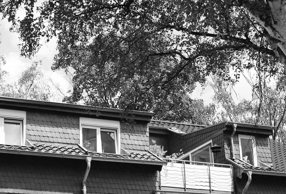 Objektbild: akazienkrone - dachterrassengalerie im erikaviertel